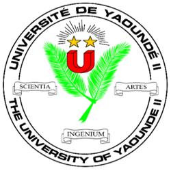 logo université de yaoundé II
